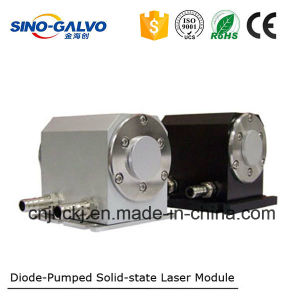 100W Diod Pumped Solid State Laser Module for Diomand Cutting pictures & photos