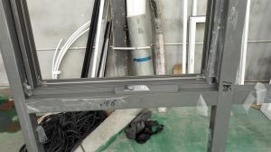 Aluminium Window - Awning Window with Winder pictures & photos
