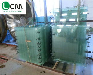 Clear Coloreded Tempered Low-E Float Glass for Building Glass pictures & photos