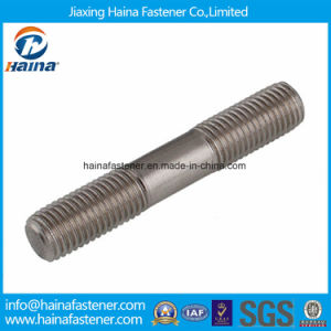 A4-80 Ss316 Stainless Steel Stud Bolts, Two End Threaded Bar M6 M8 M10 pictures & photos