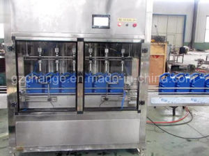 Automatic Liquid Filling Machine for Paste Shampoo Lotion Hair Conditioner pictures & photos