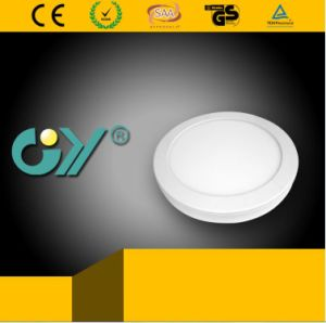New 20W Round Super Slim Surfaced Mounted LED Panellight (CE; TUV) pictures & photos