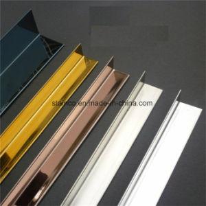 T Shape I Shape Metal Tile Trim pictures & photos