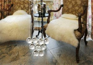 Cheap Crystal Chandeliers String Shade Pendant Lamp Decorative Pendant Light Om9156 pictures & photos