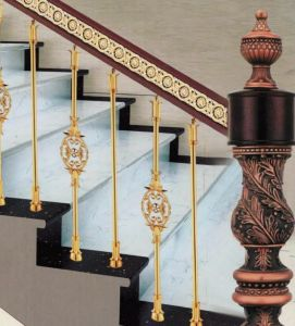 Classic High-End Design Hotel Villa Staircase General Column pictures & photos