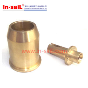 Custom Precision CNC Machining Turning Part pictures & photos