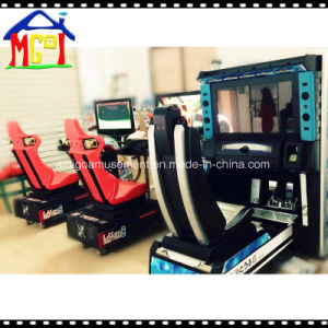 High Definition Outrun Arcade Game 32′ LCD Simulation Game Machine pictures & photos