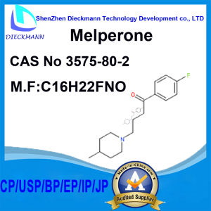 Melperone CAS No 3575-80-2 for Atypical Antipsychotic
