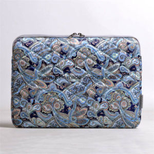 Simple Style Laptop Portable Bag, Factory Make Custom Full Surface Flower Printing Laptop Cover/Sleeve pictures & photos