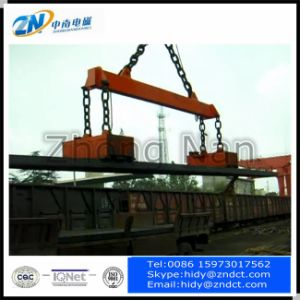 Bundled Steel Billets Lifting Magnet Suiting for Crane MW22 pictures & photos