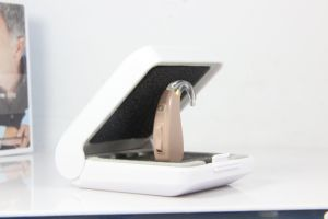 Rechargeable Hearing Aids Power Bte Micro USB Charging Interface pictures & photos