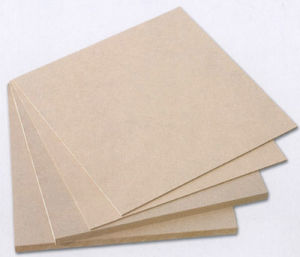 Building Material Raw MDF 2440mmx1220mmx25mm E1 with Fsc pictures & photos