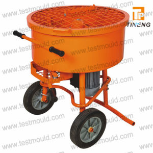 120L Concrete Pan Mixer pictures & photos