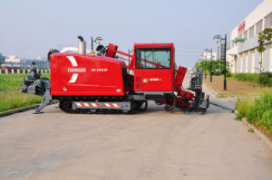 Horizontal Directional Drilling Rig Trenchless Drilling Machine with Thrust-Pullback Force of 330kn pictures & photos