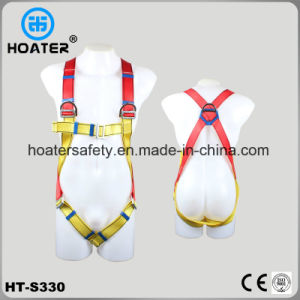 2017 Hot Outdoor Climbing Safety Fall Protection Harness for Height Working with En361&En362 pictures & photos