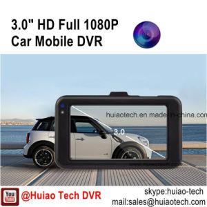 "New 3.0""Display FHD1080p 5.0mega Car DVR Built-in Ar0330 CMOS Car Camera, 170degree View Angle, G-Sensor, Parking Control DVR-3032 pictures & photos"