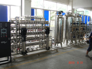 Industrial Reverse Osmosis RO System Water Treatment Plant Cj112 pictures & photos