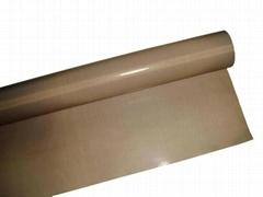 Insulate Teflon Coated Fiberglass Cloth pictures & photos