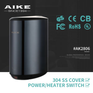 AK2806 Automatic Sensor Electric Stainless Steel Jet Hand Dryer With CE UL GS pictures & photos
