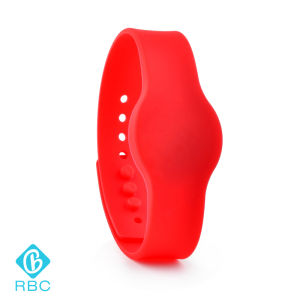 Various Silicone UHF Alien H3 Gen2 C1 RFID Adjustabel Wristband pictures & photos