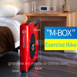M-Box Fitness Magnetic Resistance Gym Equipment Folding Exercise Bike pictures & photos