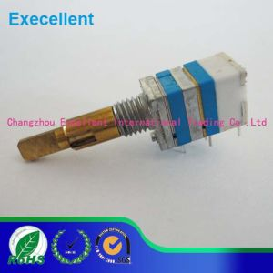 8mm Size Dual Shaft with Encoder Potentiometer pictures & photos