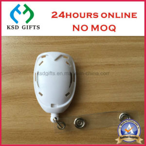 Wholesale Cheap Custom Phone Dome Logo Imprinted Direct Badge Holder with Lanyard pictures & photos