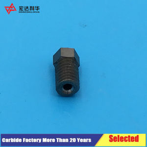 Soild Carbide 3D Printer Nozzle with 0.6mm /M6 From Manufacturer pictures & photos
