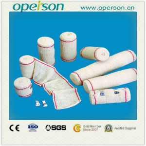 Surgical Bandage with High Elastic Made From Rubber (OS4001) pictures & photos