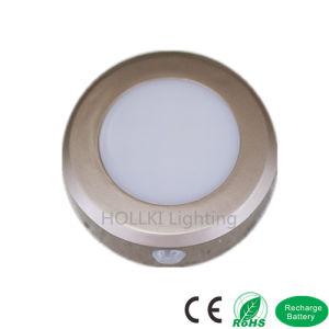 Rechargeable PIR Sensor LED Cabinet Light pictures & photos
