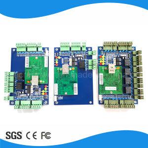 TCP/IP 4 Door 4 Reader Network Access Controller Board pictures & photos