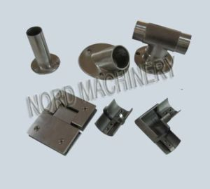 Investment Casting Steel Building Fittings pictures & photos