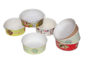 Automatic Paper Bowl Machine for Fast Food/Noodle/Salad pictures & photos