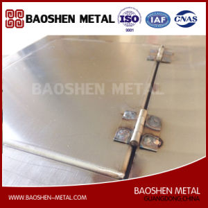 Sheet Metal Fabrication Metal Production Machinery Parts Door Direct From Factory pictures & photos