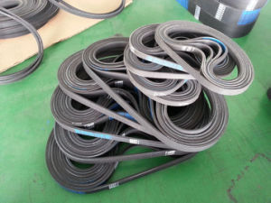 Multi-Wedge Rubber Timing Belts for Industry pictures & photos