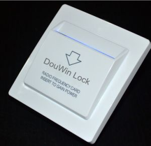 Intelligent Smart Swipe 1k Card Lock System pictures & photos