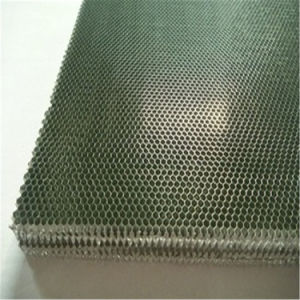Aluminium Honeycomb Sheet for Composite Board (HR1152) pictures & photos