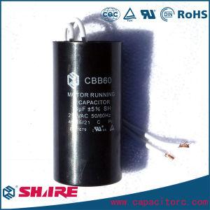 250VAC Cbb60 Sh Motor Run Capacitor Pump Capacitor pictures & photos