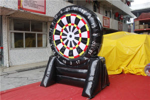 Giant Inflatable Magic Tape Dart Board Chsp530 pictures & photos