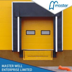 Normal Lifting Industrial Door for Warehouse/ Overhead Industrial Insulated Door pictures & photos
