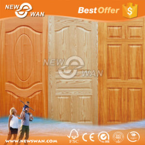 White Primed HDF Moulded Door Skins (2-panel, 3-panel, 4-panel, 6-panel, oval-pattern) pictures & photos