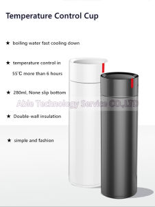 Double Wall Insulated Vacuum Stainless Steel Coffee Mug, Vacuum Flask, Enamel Camping Mug, Ceramic Coffee Mug, Travel Mug pictures & photos