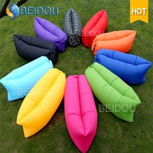 1mouth Air Sofa Beach Inflatable Lounger Hammock Sleeping Bean Bag pictures & photos