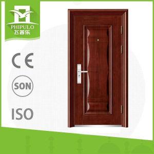 Cheap Pri⪞ E ⪞ Ommer⪞ Ial Waterproof Steel Se⪞ Urity Door pictures & photos