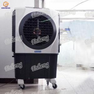 Home Evaporative Plastic Swamp Cooler with 5090 Cooling Pad pictures & photos