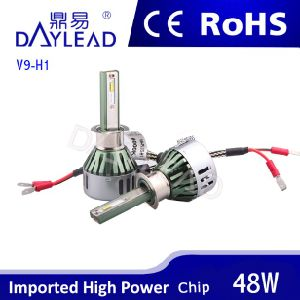 All in One Design LED Headlamp with Ce RoHS ISO9001