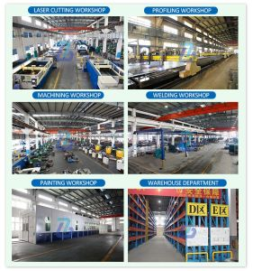 High Precision Carbon Steel Flame Cutting Parts pictures & photos