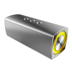Home Cinema LED Vibration Mini Portable Bluetooth Wireless Speaker pictures & photos
