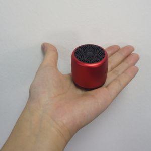 Promotional Logo Printed Wireless Mini OEM Bluetooth Speaker pictures & photos