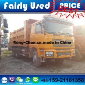 2015 Model Used Shacman Dump Truck